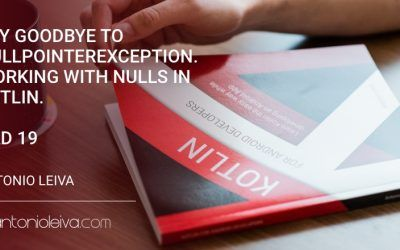 Say goodbye to NullPointerException. Working with nulls in Kotlin (KAD 19)